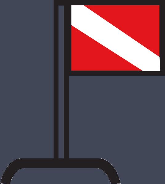Divers Flag
