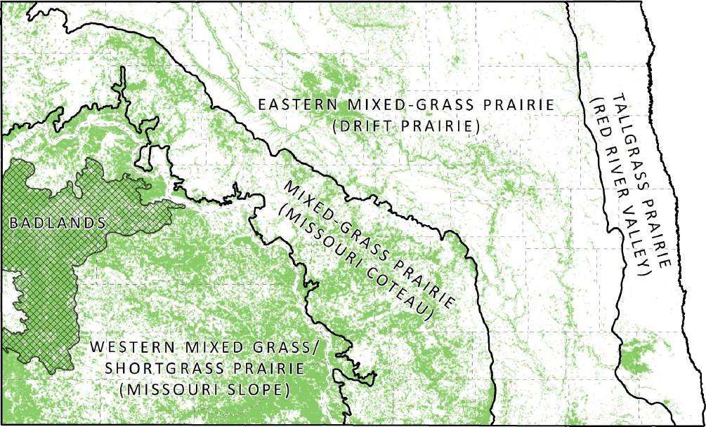 CWCS Landcover Map
