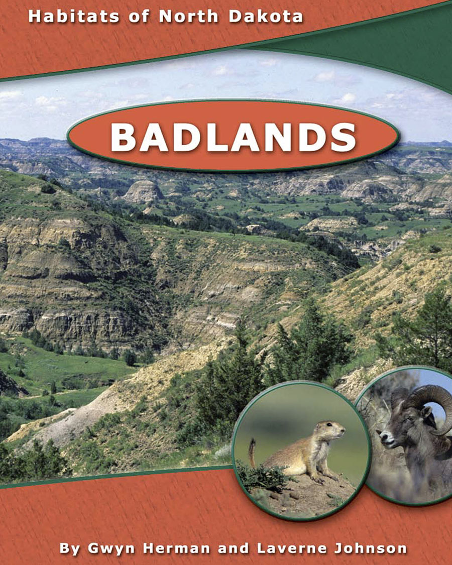 Badlands Unit Cover