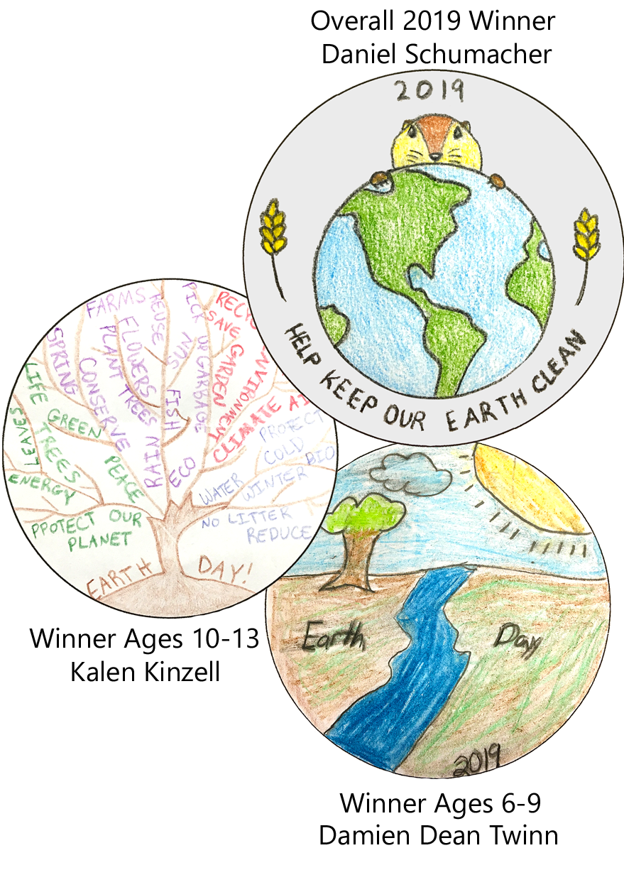 Earth Day Patch Contest