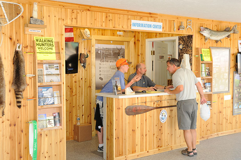 Information Cabin