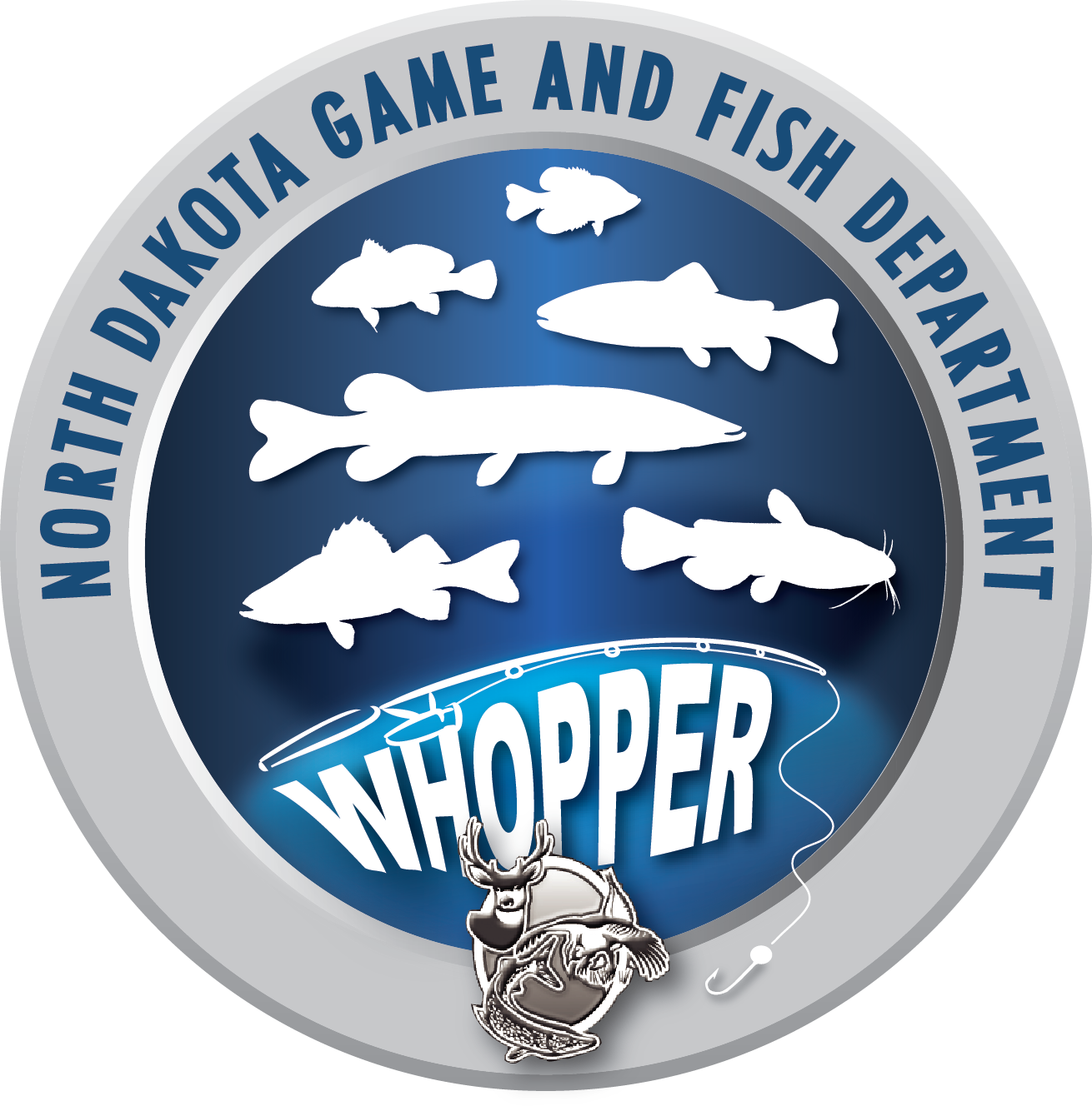 Whopper Club Sticker