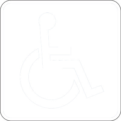 Disabled services button