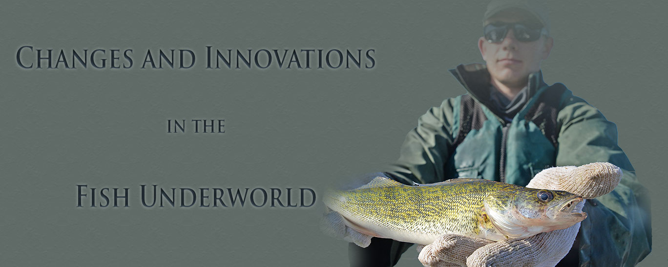 Change and innovations in the fish underworld north for Nd game and fish stocking report