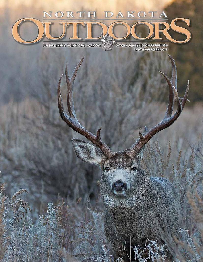 North dakota logan county fredonia - November 2017 Cover