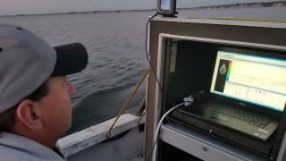 Hydroacoustic sampling