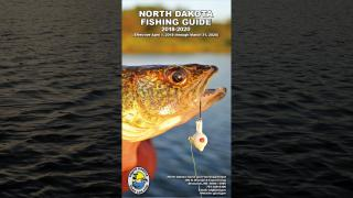 New fishing guide cover